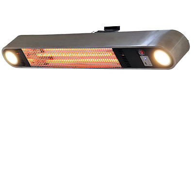 Optima Advanced Electric Outdoor Infrared Patio Heater – Wall Mounted ** New **