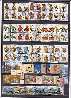 2007 Ukraine complete year set with sheets MNH