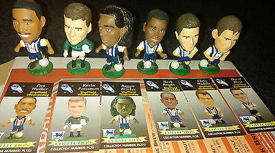 Sheffield Wednesday Football Team Corinthian Pro Star Figures SWFC