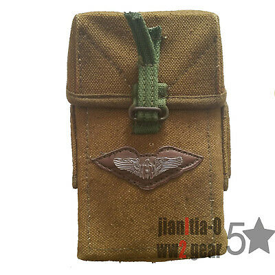 Vietnam War US Small Mag Bag Pouch fit For M14 M16 Bag Reproduction