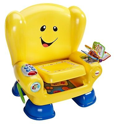 Fisher-Price Smart Stages Chair,Comes with 50+ sing-along songs, tunes and phras
