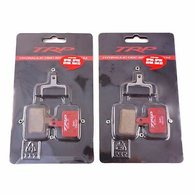 TRP SP10.11 HY/RD / Spyre / Spyke / Parabox R Replacement Disc Brake Bike Pads
