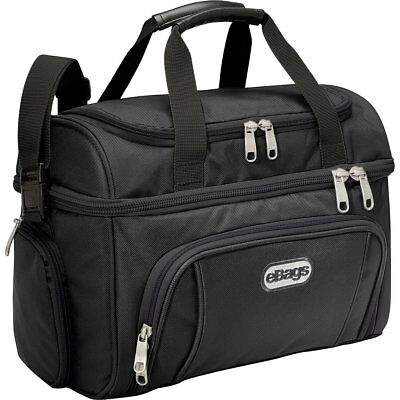 Ebags Crew Cooler Ii (Pitch Black)