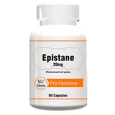 Epistane 90caps Twice the strength of Havok - EPI by Nu Chem