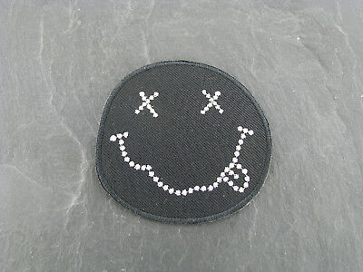 Patches Aufbügler Aufnäher Nirvana Progressive Rock Artrock Punk Rock'N'Roll