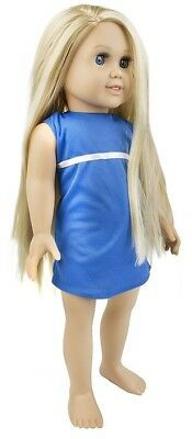 18 Inch Doll, Abby Springfield American Girl Blue Eyes and Blonde Hair