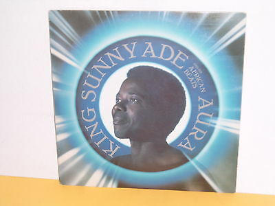 Lp - King Sunny Ade And His African Beats - Aura