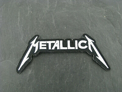 Patches Aufbügler Aufnäher Metallica Rock'N'Roll Hardrock Heavy Metal