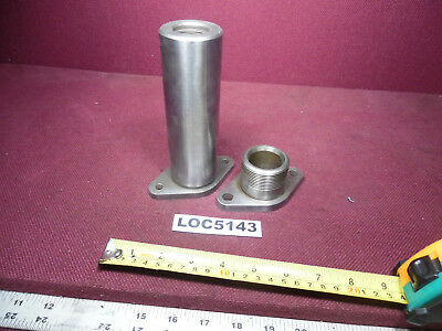 "Double Taper Collet Chuck Lathe Screw Machine 2"" Shank Loc5143"