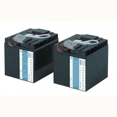 Apc Rbc55 Replacement Battery Cartridge With 1 Year Warranty! New, Fresh Stock!