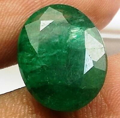5.69 CT Colombian Emerald Natural GIE Certified Superb Quality Marvelous Gem