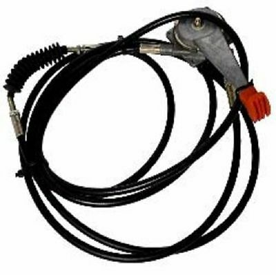 Jcb 3Cx Accelator Throttle Cable Assy With Lever (Part No- 910/48800 910/48801)