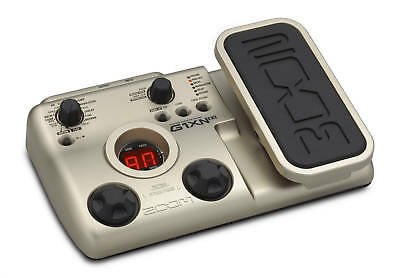 ZOOM G1XNext GUITAR MULTI EFFECTS PEDAL & POWER SUPPLY G1X G1XN