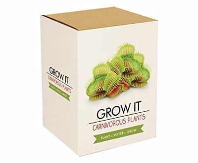 Gift Republic Grow It. Grow Your Own Carnivorous Plants