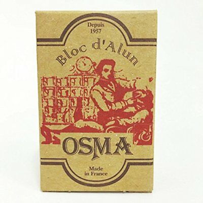 Osma Bloc - Alum Block 75g Soothes Shaving Irritation