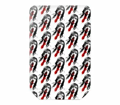 MusicSkins Andrew W.K. Bloody Nose Pattern for Seagate FreeAgent GoFlex Ultra-po