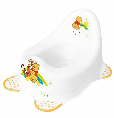 Disney Baby Winnie The Pooh Steady Potty with Non Slip Feet