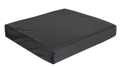 Aidapt Vinyl Cushion 16 x 16 x 2 inch Memory Foam Eligible for VAT relief in th