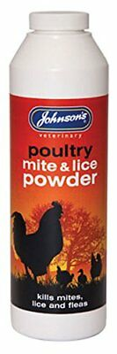 Johnsons Vet Poultry Mite and Lice Powder, 250 g