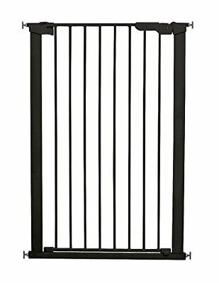 BabyDan Extra Tall Pressure Indicator Safety Gate Black