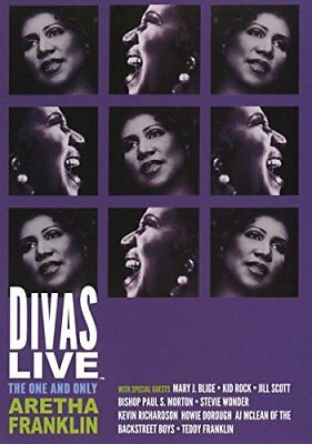 Aretha Franklin - Divas Live - The One And Only Aretha Franklin [DVD] [NTSC]
