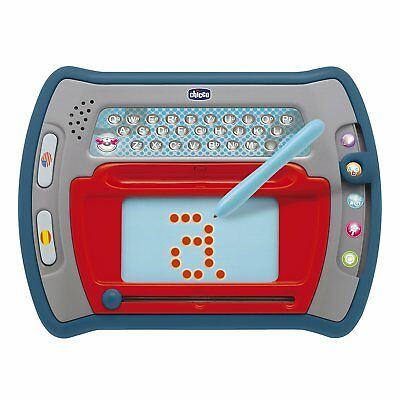 Chicco  Gioco Cybearpad It ,KIDS HOW TO WRITE +4 GAMES- , ENGLISH AND FRENCH