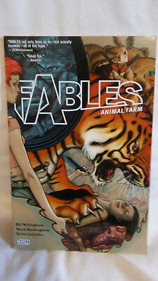 Fables Vol. 2 Animal Farm Trade Paperback