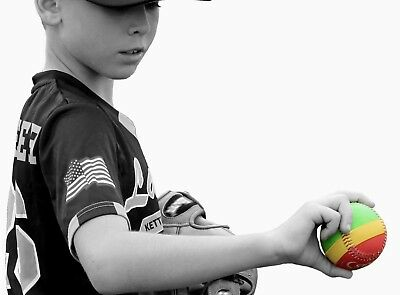 STOPLIGHT Throwing Mechanics Throwing Motion Training Baseball by SWINGRAIL