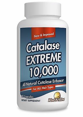 Catalase Extreme 10,000 - Natural Catalase Enhancer Direct from the Manufacturer