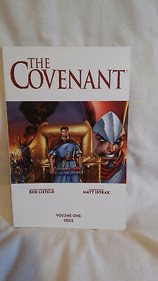 The Covenant Vol. 1 Siege Trade Paperback