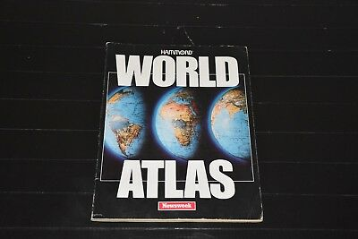HAMMOND WORLD ATLAS (Newsweek) Paperback