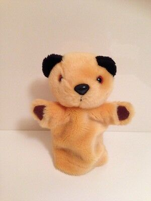 Sooty Hand Puppet From The Sooty And Sweep Show.