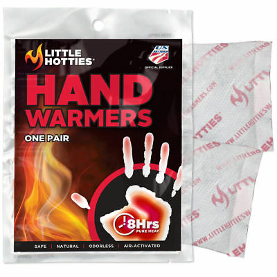 Hand Warmers - Little Hotties Keep Hands Warm for up to 8hrs