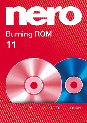 Nero Burning ROM 11 Instant Download WORLDWIDE burn rip backup CD DVD MUSIC NEW