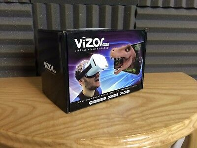 VR Vizor Pro 3D Immersive Virtual Glasses Headset For Smartphones