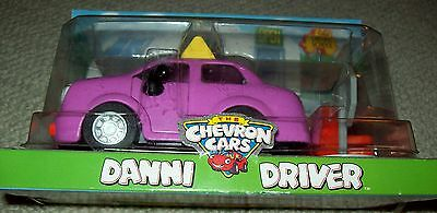 New Chevron Techron Collectors Danni Driver 1998 Google Eyes Doors Open..