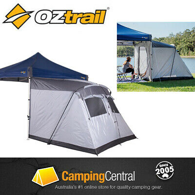 OZTRAIL 3m PORTICO TENT Deluxe Gazebo Pavilion Walls (GAZEBO FRAME NOT INCLUDED)