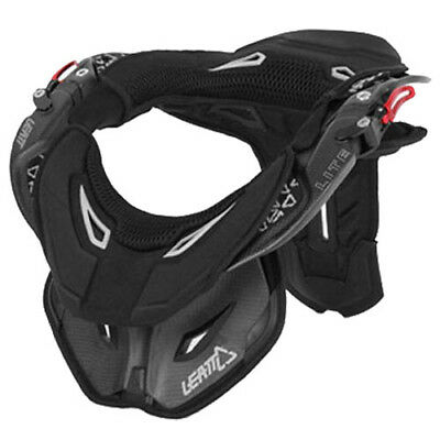 Leatt GPX Pro Lite Carbon Neck Brace Support System Grey Black SM / MD Closeout