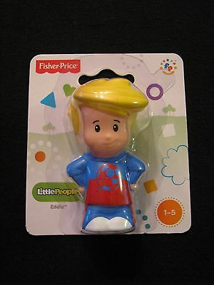 Fisher-Price Little People Eddie Boy