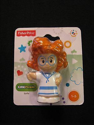 Fisher-Price Little People Sofie Girl
