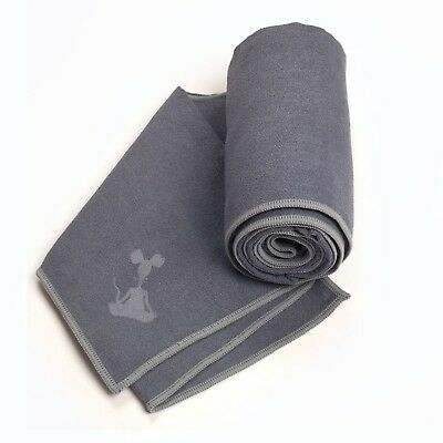 YogaRat 100-Percent Microfiber Yoga Towels Mat Length (24-Inch X 72-Inch)... New