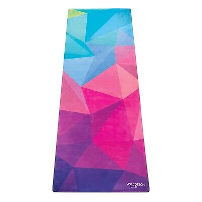 The Combo Yoga Mat 1 mm. TRAVEL VERSION. Lightweight Ultra-Foldable Non-s... New