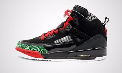 7055f67f5cd7 Nike Big Kids  Jordan Spizike OG NEW AUTHENTIC Black Green Red 317321-