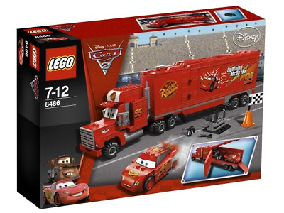LEGO 8486 Mack's Team Truck - NEW SEALED IN BOX!
