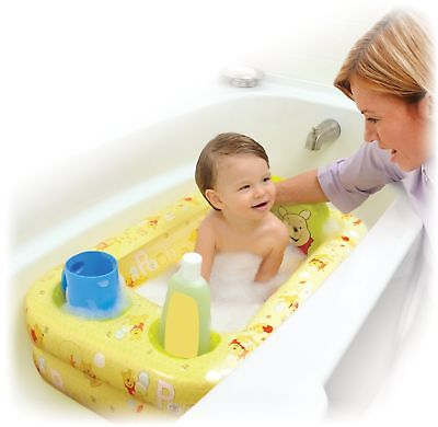 Disney Inflatable Bathtub Winnie The Pooh New