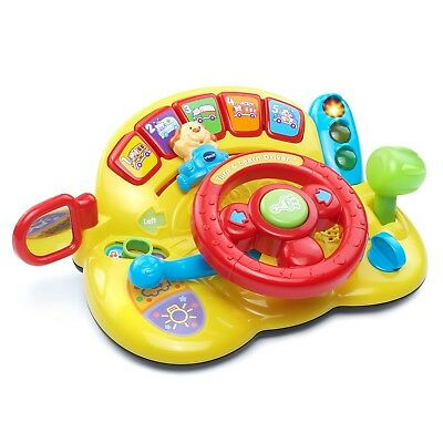 VTech Turn and Learn Driver New