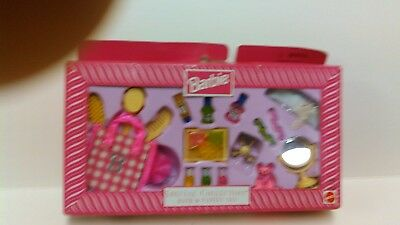 Rare Special Collection Bath & Vanity Set From Mattel 1998             NEW t1225