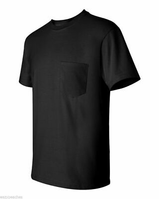 Gildan Pocket T-shirt 4 Pack
