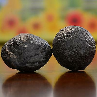 Beautiful Pair of Moqui Marbles (Shaman Stones) from Utah 174 grams
