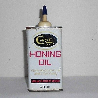 Case XX Honing Oil Can Unopened